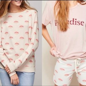 All Things Fabulous Lip Syncing Pullover & Shorts